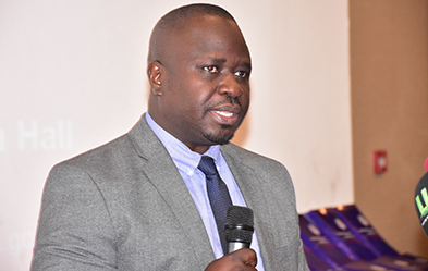 Prof. Samuel Kobina Annim — Government Statistician
