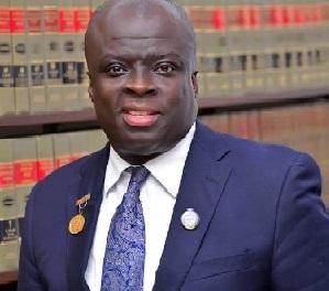 Lawyer Kwasi Afrifa