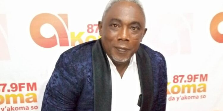 My FB page was used to show porn – Actor Apostle Prah on why he is not on social media