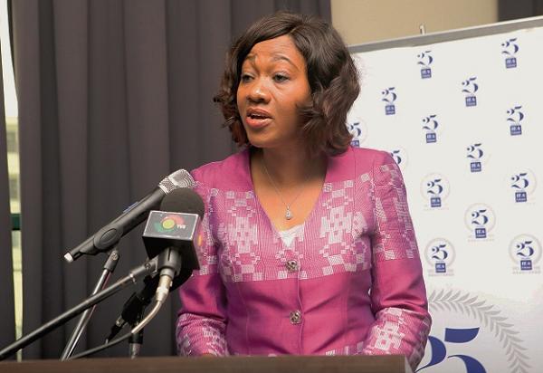Electoral Commissioner, Jean Mensa