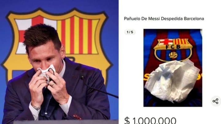 Lionel Messi, Leo Messi
