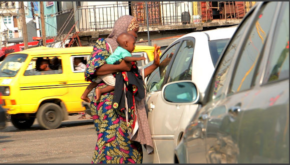 Lady reveals how nannies rent out employer's children to beggars