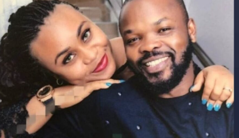 Nigerian comedian exposes ex-wife with negative DNA test result of son