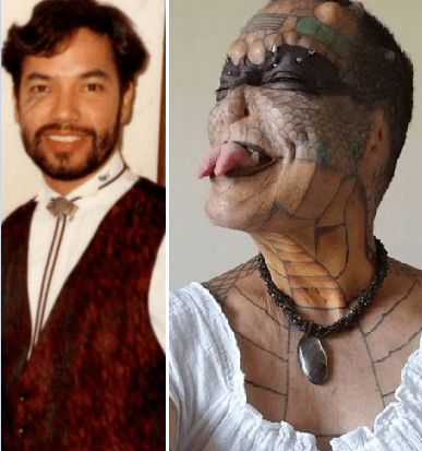 Banker who spent £61,000 to become 'human dragon' now wants too cut off pen!s - Naijawavez